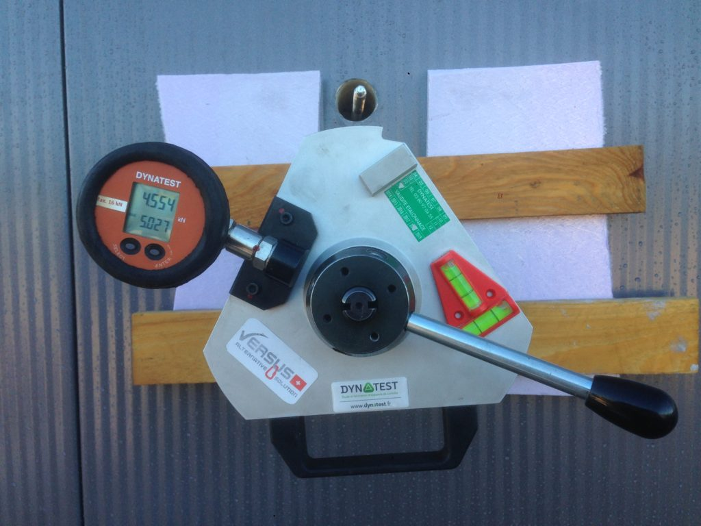 VERSUS-Dynamometre